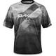 Dakine Thrillium Fietsshirt korte mouwen Heren grijs/zwart